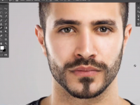 Tutorial: How to Create Facial Hair in Photoshop (Video + Text)