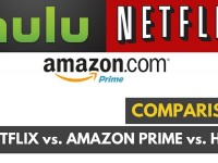 Amazon Prime, Netflix or Hulu Plus? Which is Better?