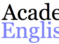 Using Academic English in Academic Writing – Principles and Concepts