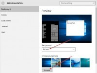 How to Change the Desktop Background Image in Windows 10