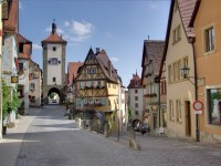 Rothenburg's Roads of History