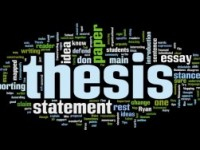 Guidelines on How to Write a Good Thesis Statement