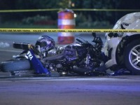 Common Injuries After a Motorcycle Accident