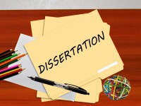 Writing a Dissertation: The Structure of a Disertation