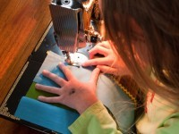 Teaching Your Child to Use the Sewing Machine