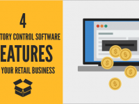 4 Inventory Control Software Features for Your Retail Business