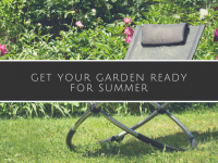 Getting That 'Summer Ready' Garden