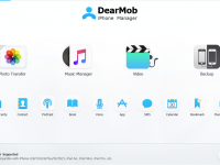 DearMob iPhone Manager: How to Transfer Photos from iPhone to PC with Encryption