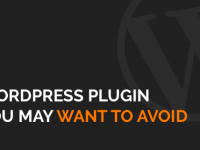 Which WordPress Plugins You Should Avoid