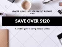 Lower Your Entertainment Expense and Save Over $120