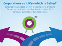 Should You Incorporate Your Small Business or Form an LLC?