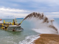 THE GROWTH OF DREDGING TECHNOLOGY