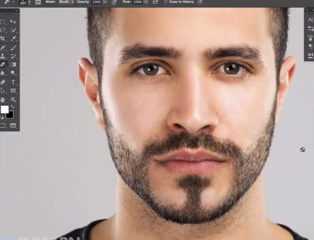 Sevgilimi photoshop facial retouch horny