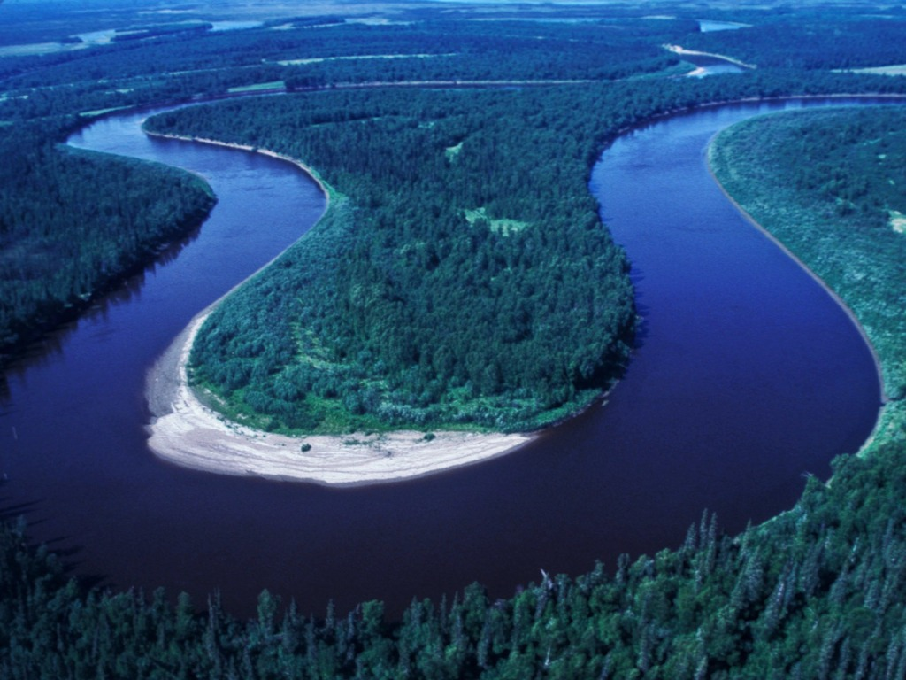Top Largest Rivers In The World - Examples of rivers in the world