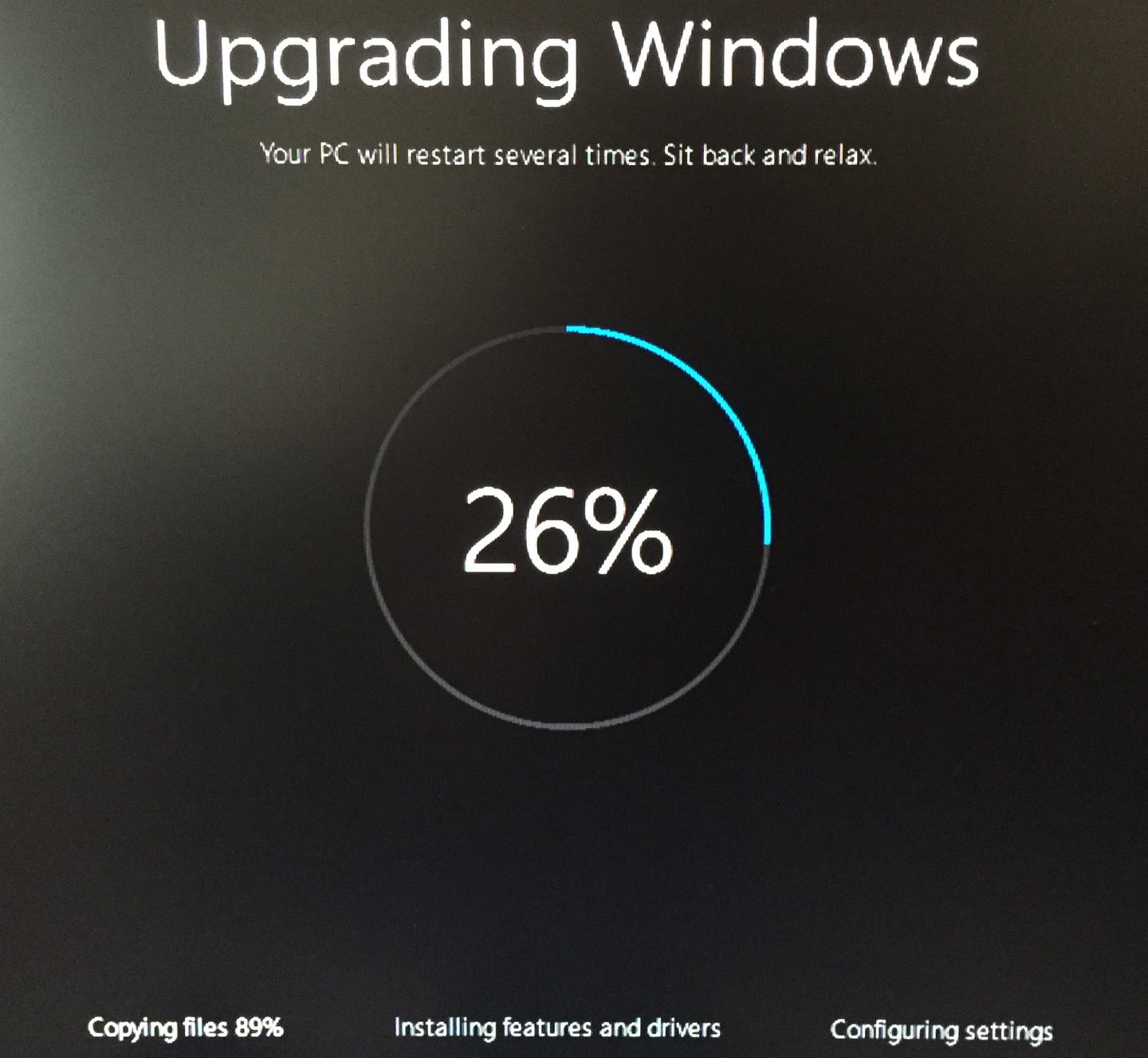 riordan windows operating system upgrade Keep your pc up to date with the best operating system software browse our selection for the latest versions of windows operating systems.
