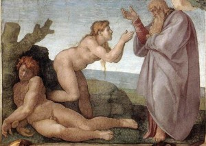 Creation-of-Eve