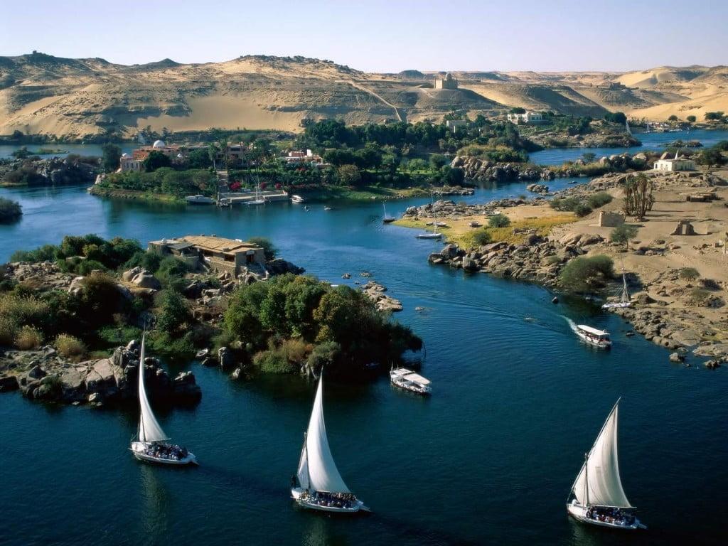 Egypt aswan