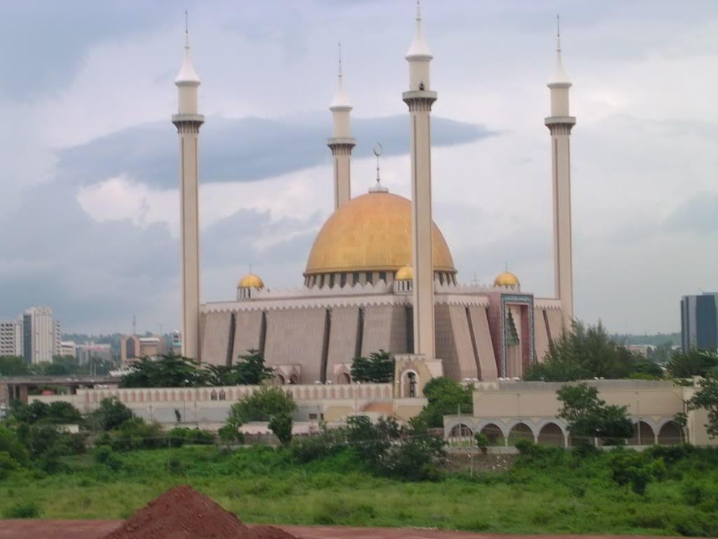 Nigeria mosquee