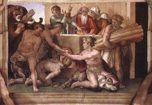 Sacrifice-of-Noah