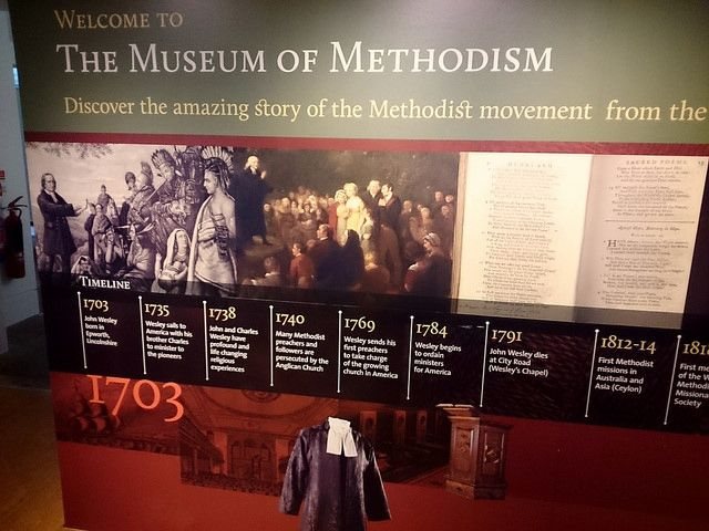 Museum of Methodism