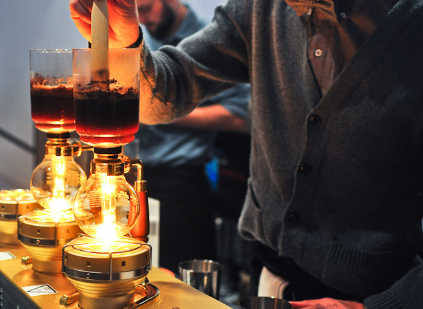The Siphon Bar