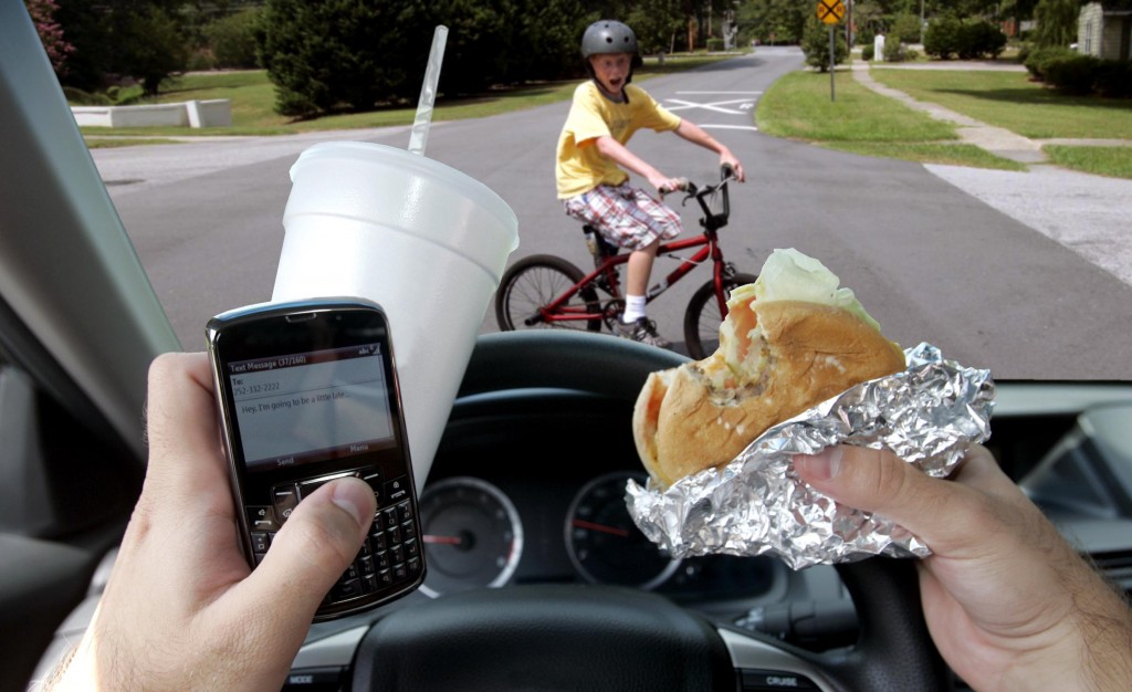 6 Deadly Driving Distractions that Can Lead to Accidents