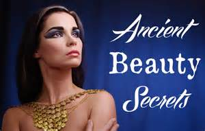 ancient beauty remedies