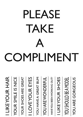 compliment yourself