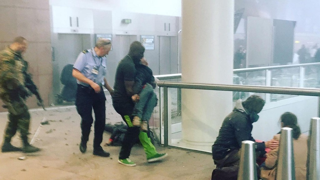 inside brussels airport attack