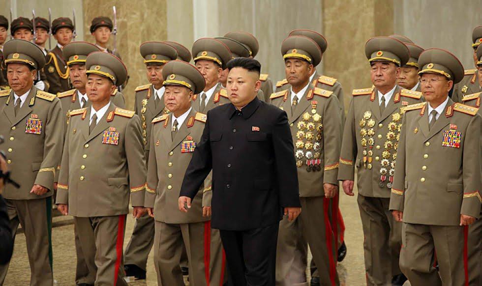 north korea government