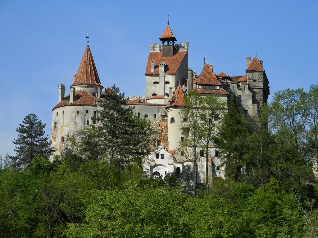 bran castle is a tourist attraction in the county of bra ov