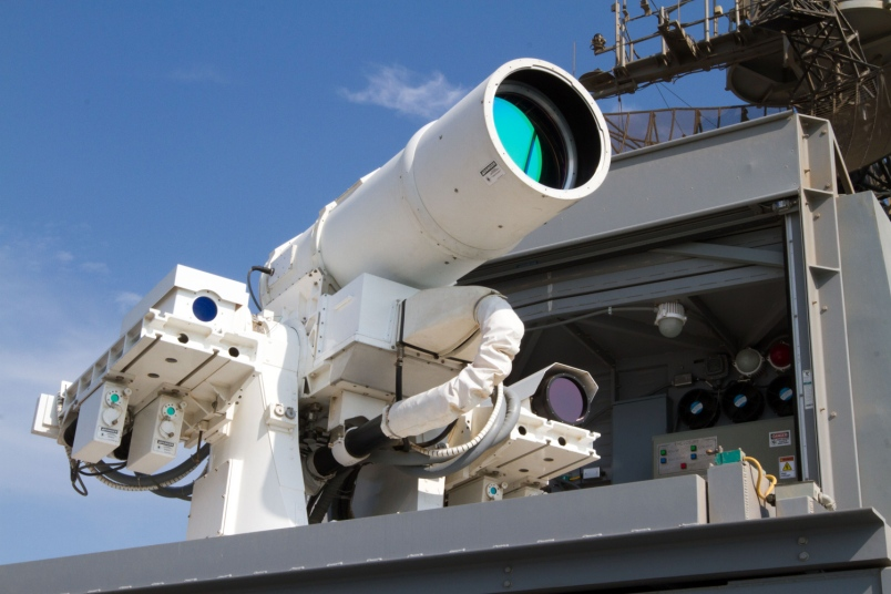 LaWs - Laser Weapon System