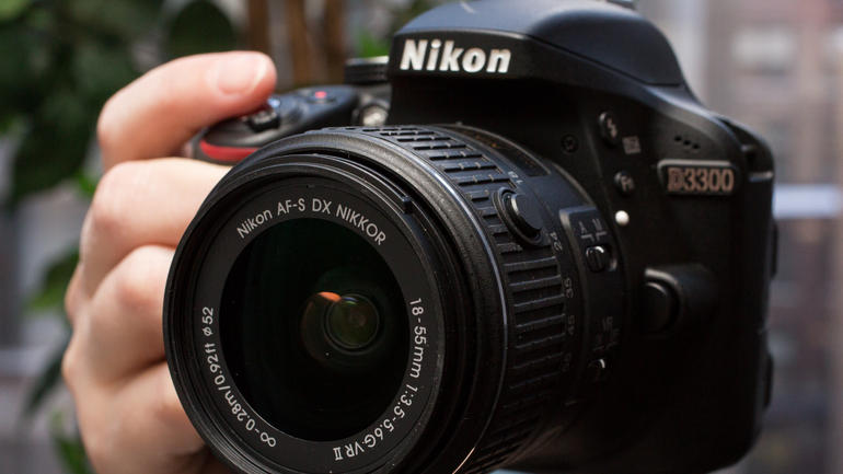 A Short Review of Nikon D3300