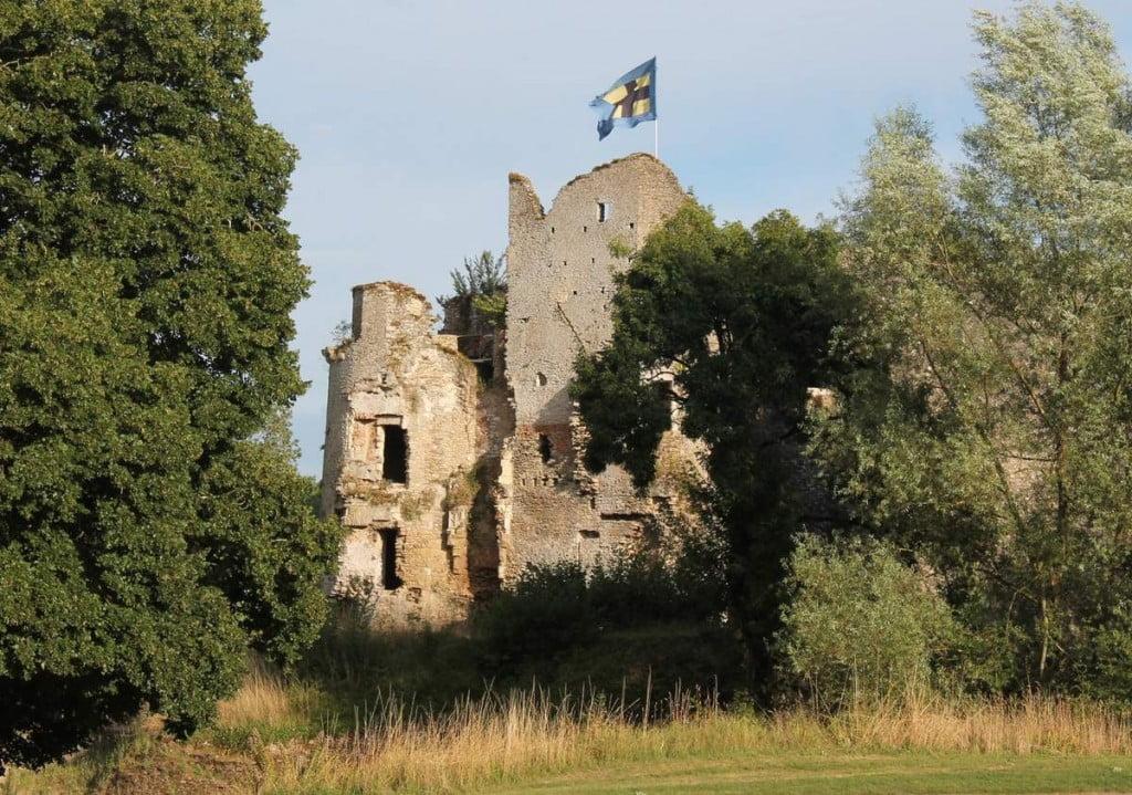 The Château de Machecoul