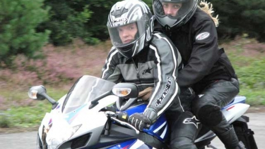 Tips to Ride the Motorcycle with a Passenger
