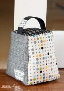fabric sac
