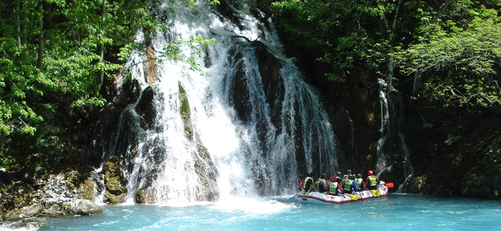 tara rafting montenegro
