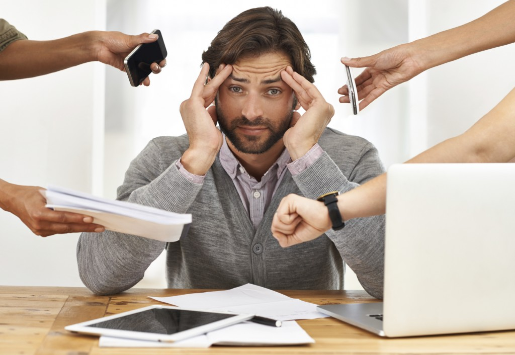 the need for multitasking and stress Trying to figure out what you need to know and what you multitasking has been found to increase the production of the stress hormone cortisol as well as the.