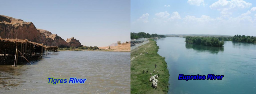 tigris-and-euphrates-rivers