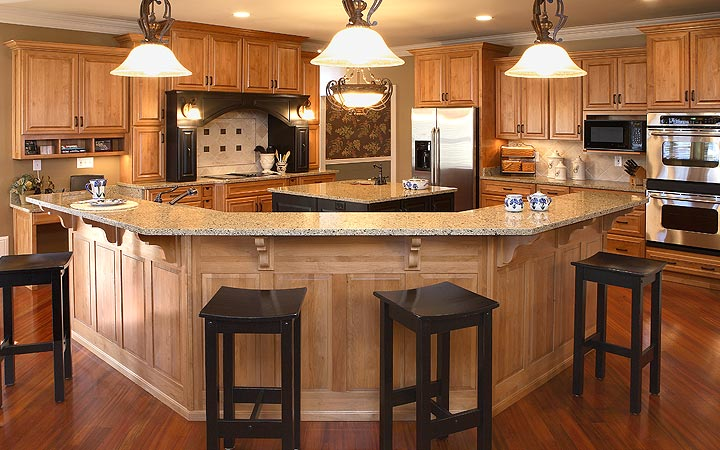 Emerging kitchen cabinet trends in 2017 for Custom cabinetry
