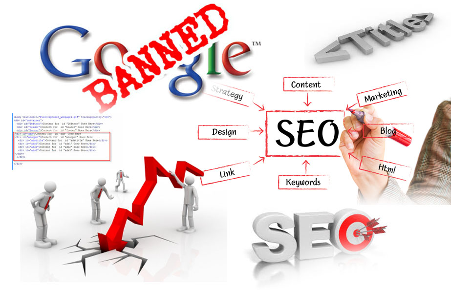 Search Engine Optimization Strategies to Avoid / Emphasize