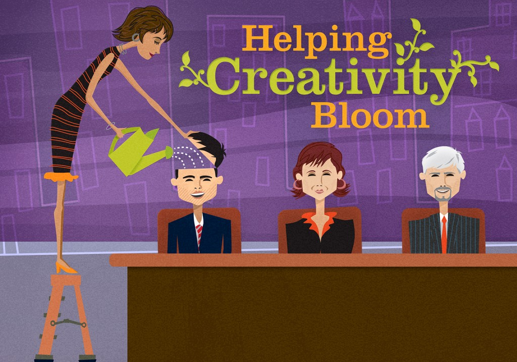 How To Cultivate Creativity at Work