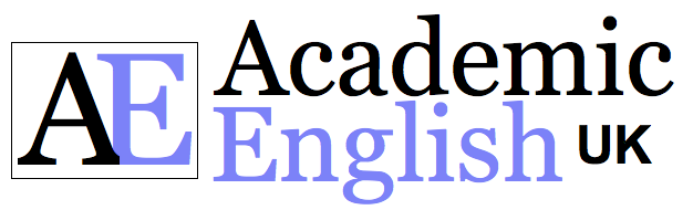 academic writing in english Academic writing is conducted in several sets of acuk and wwwdigitalscholarshipacuk useful information on english for english for academic.