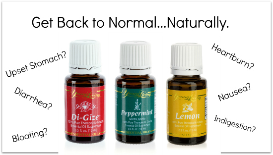 Essential Oils For Upset Stomach