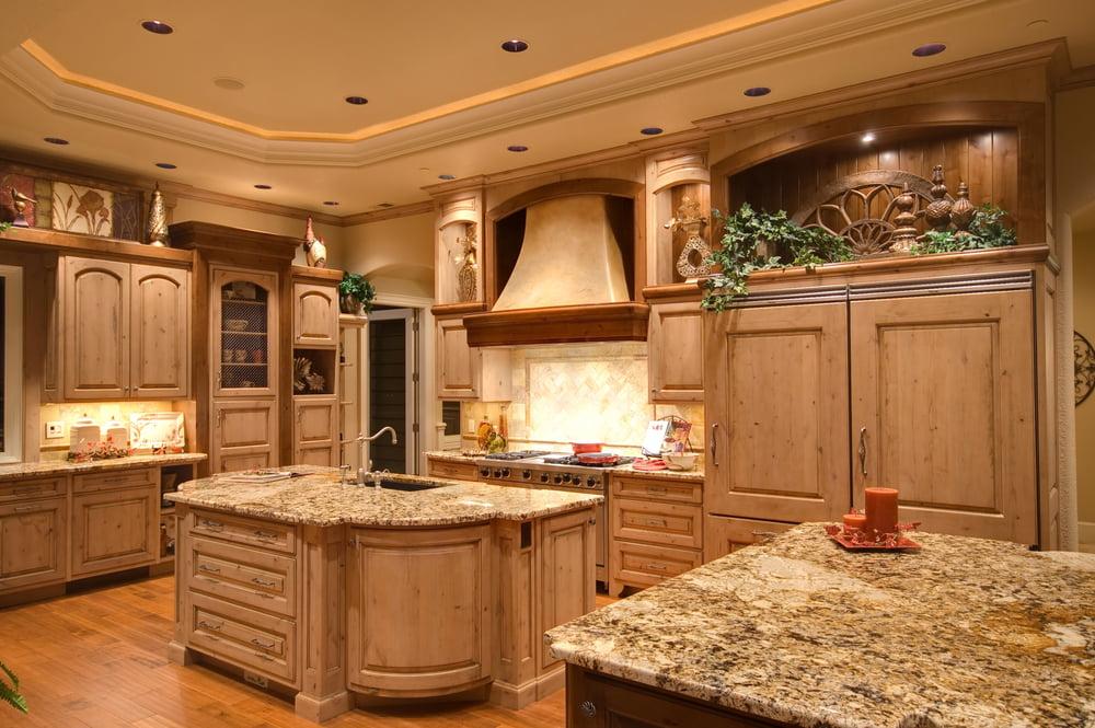 The Luxury Kitchen