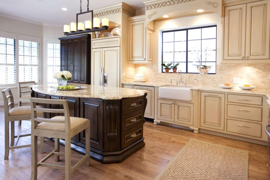 The French Country Kitchen