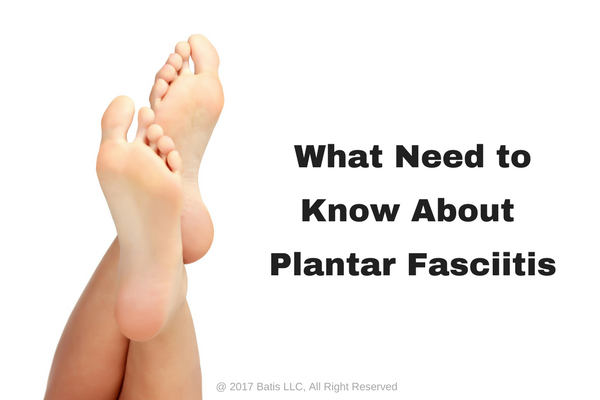 Plantar Fascia treatment