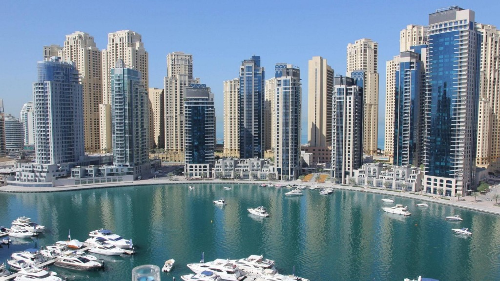 Jumeirah Lake Towers