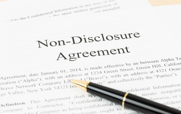 Why is it important to sign an NDA to protect the information of your Company?