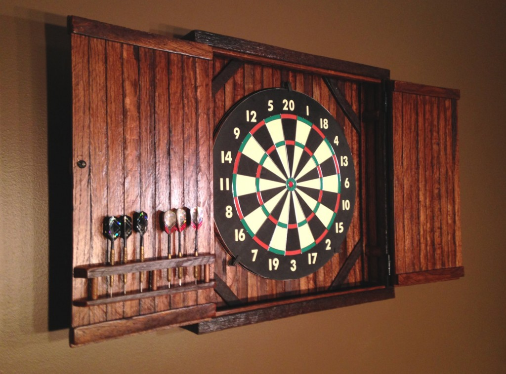 Wooden Dart Boards